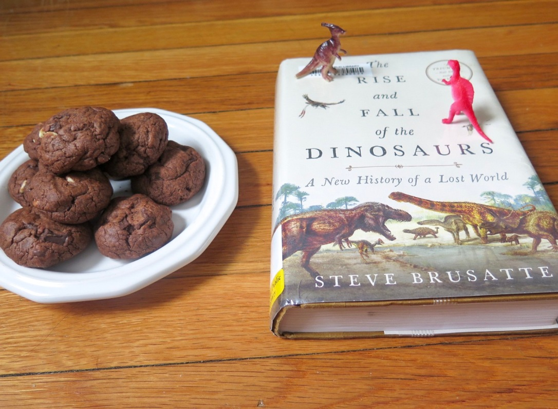 Rise and Fall of Dinosaurs with Cookies