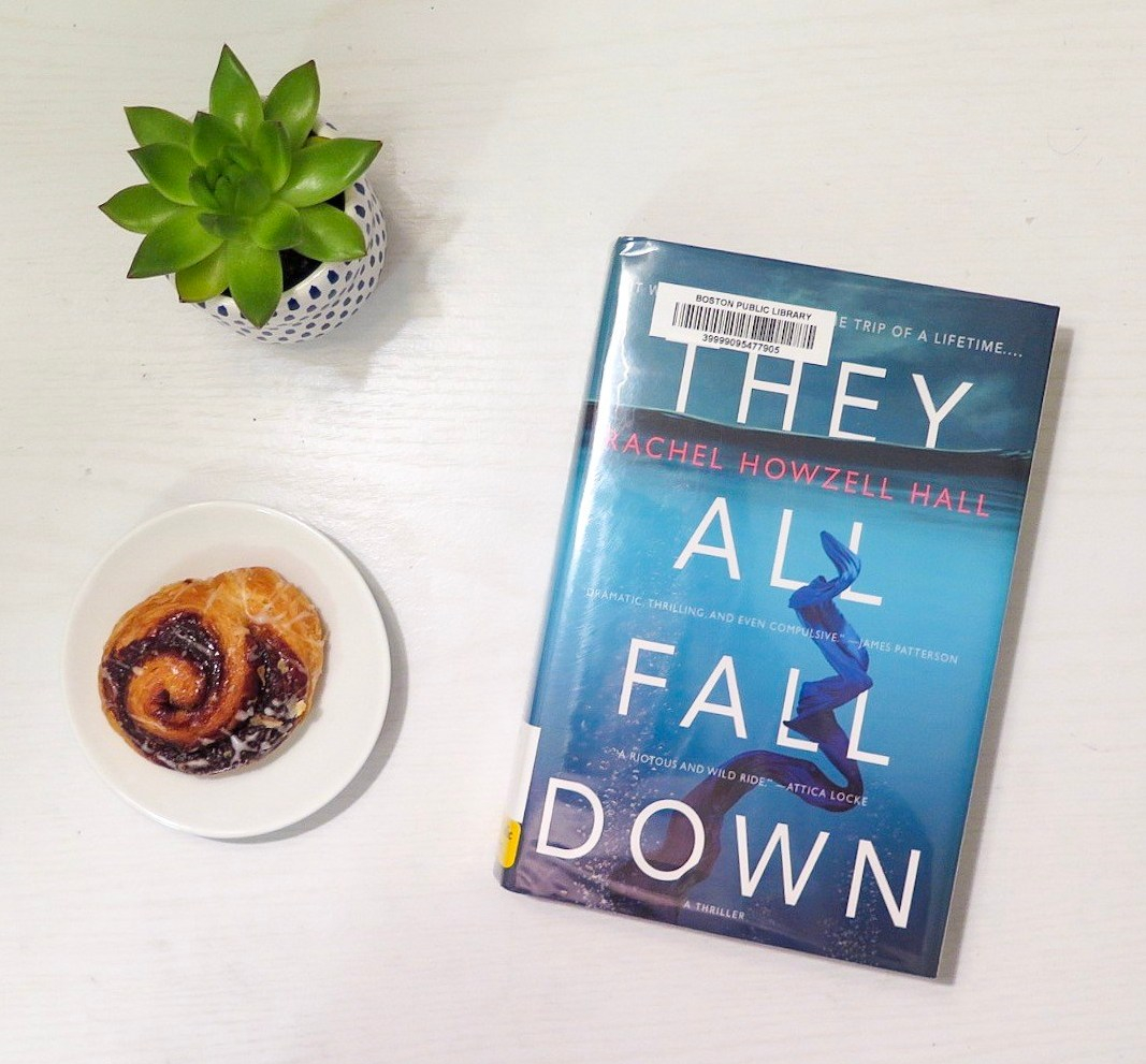 They All Fall Down Flatlay